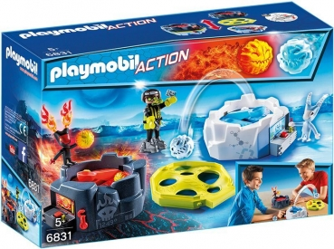 PLAYMOBIL®-Fire & Ice Action Game (6831)