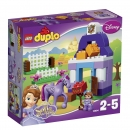LEGO DUPLO�-Disney-Sofia the First™ – K�niglicher Stall (10594)