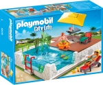 PLAYMOBIL�-Einbau-Swimmingpool (5575)