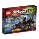 LEGO�-Ninjago-Cole's Donner-Bike (70733)