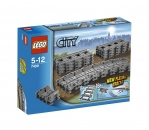 LEGO®-City-Flexible Schienen (7499)