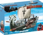PLAYMOBIL®-Dragos Schiff (9244)