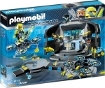 PLAYMOBIL®-Dr. Drone's Command Center (9250)