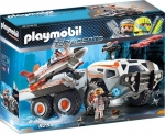 PLAYMOBIL®-Spy Team Battle Truck (9255)