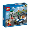 LEGO®-City Polizei-Polizei-Starter-Set (60136)
