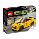 LEGO�-Speed Champions-Chevrolet Corvette Z06 (75870)
