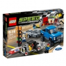 LEGO®-Speed Champions-Ford F-150 Raptor & Ford Model A Hot Rod (75875)