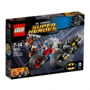 LEGO�-DC Comics Super Heroes-Batman™: Batcycle-Verfolgungsjagd in Gotham City (76053)