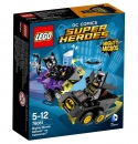 LEGO�-DC Comics Super Heroes-Mighty Micros: Batman™ vs. Catwoman™ (76061)