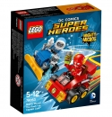 LEGO�-DC Comics Super Heroes-Mighty Micros: The Flash™ vs. Captain Cold™ (76063)
