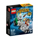 LEGO®-DC Comics Super Heroes-Mighty Micros: Wonder Woman™ vs. Doomsday™ (76070)
