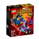 LEGO®-Marvel Super Heroes-Mighty Micros: Wolverine vs. Magneto (76073)