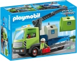 PLAYMOBIL®-Altglas-LKW mit Containern (6109)