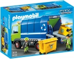 PLAYMOBIL®-Neuer Recycling-Truck (6110)