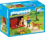 PLAYMOBIL®-Golden Retriever/Welpen (6134)