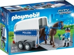 PLAYMOBIL�-Berittene Polizei mit Anh�nger (6875)