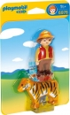 PLAYMOBIL�-Wildh�ter mit Tiger (6976)