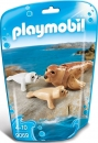 PLAYMOBIL®-Robbe mit Babys (9069)