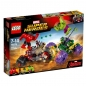 Preview: LEGO®-Marvel Super Heroes-Hulk gegen Red Hulk (76078)