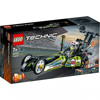 LEGO®-Technic Dragster Rennauto (42103)