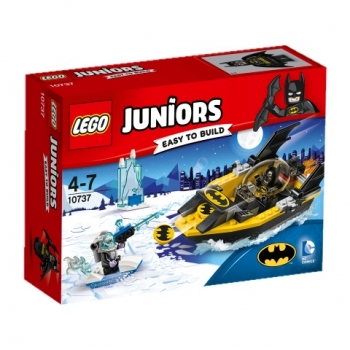 LEGO®-Juniors-Batman™ gegen Mr. Freeze™ (10737)
