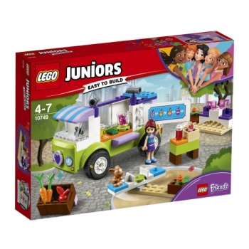LEGO® Juniors Mias Bio Foodtruck (10749)