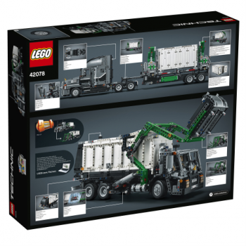 LEGO® Technic Mack Anthem (42078)