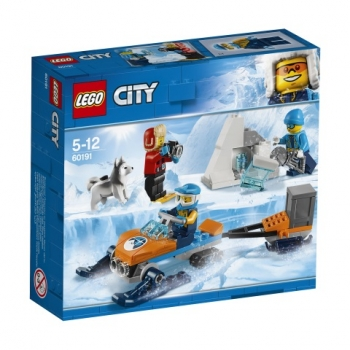 LEGO® Arktis Arktis-Expeditionsteam (60191)