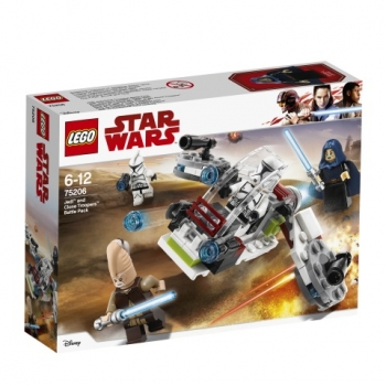 LEGO® Star Wars Jedi™ und Clone Troopers™ Battle Pack (75206)