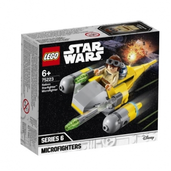 LEGO® Star Wars Naboo Starfighter™ Microfighter (75223)