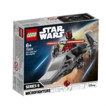 LEGO® Star Wars Sith Infiltrator™ Microfighter (75224)