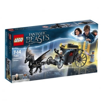 LEGO® Harry Potter Grindelwalds Flucht (75951)