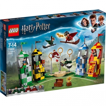 LEGO® Harry Potter Quidditch™ Turnier (75956)