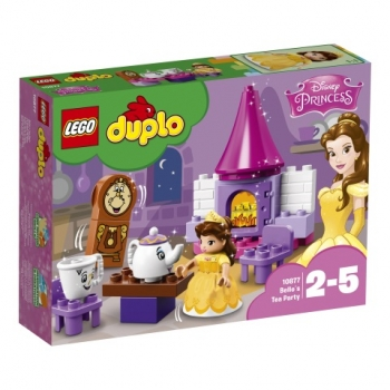 LEGO DUPLO®-Disney Princess Belle's Teeparty (10877)
