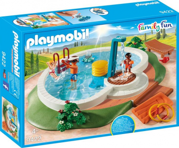 PLAYMOBIL®Swimmingpool (9422)