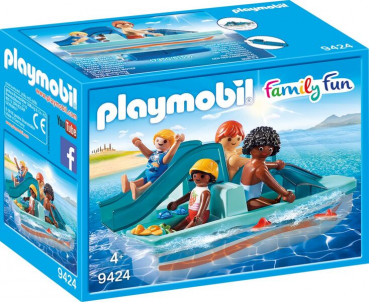 PLAYMOBIL®Tretboot (9424)
